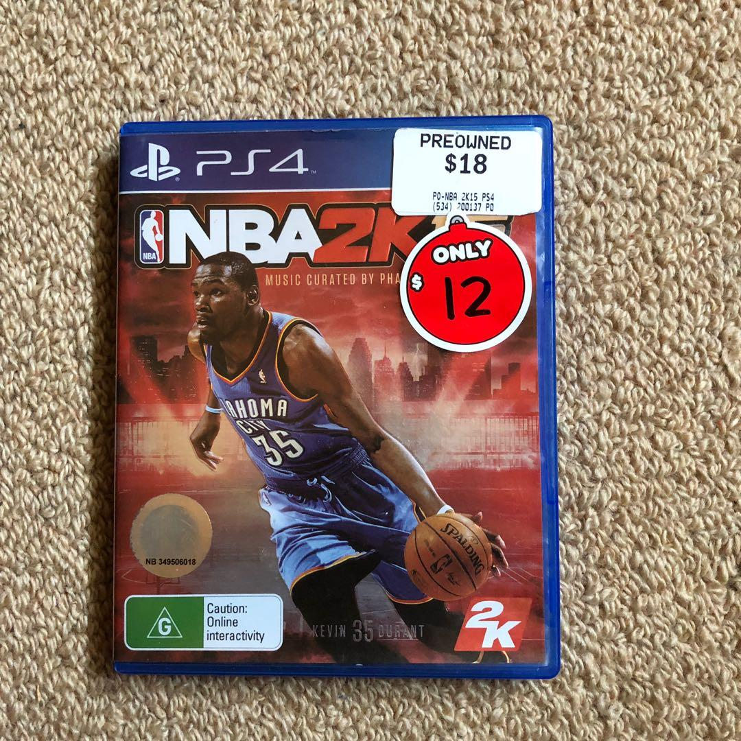 NBA 2K - (Price includes free standard postage within Australia)