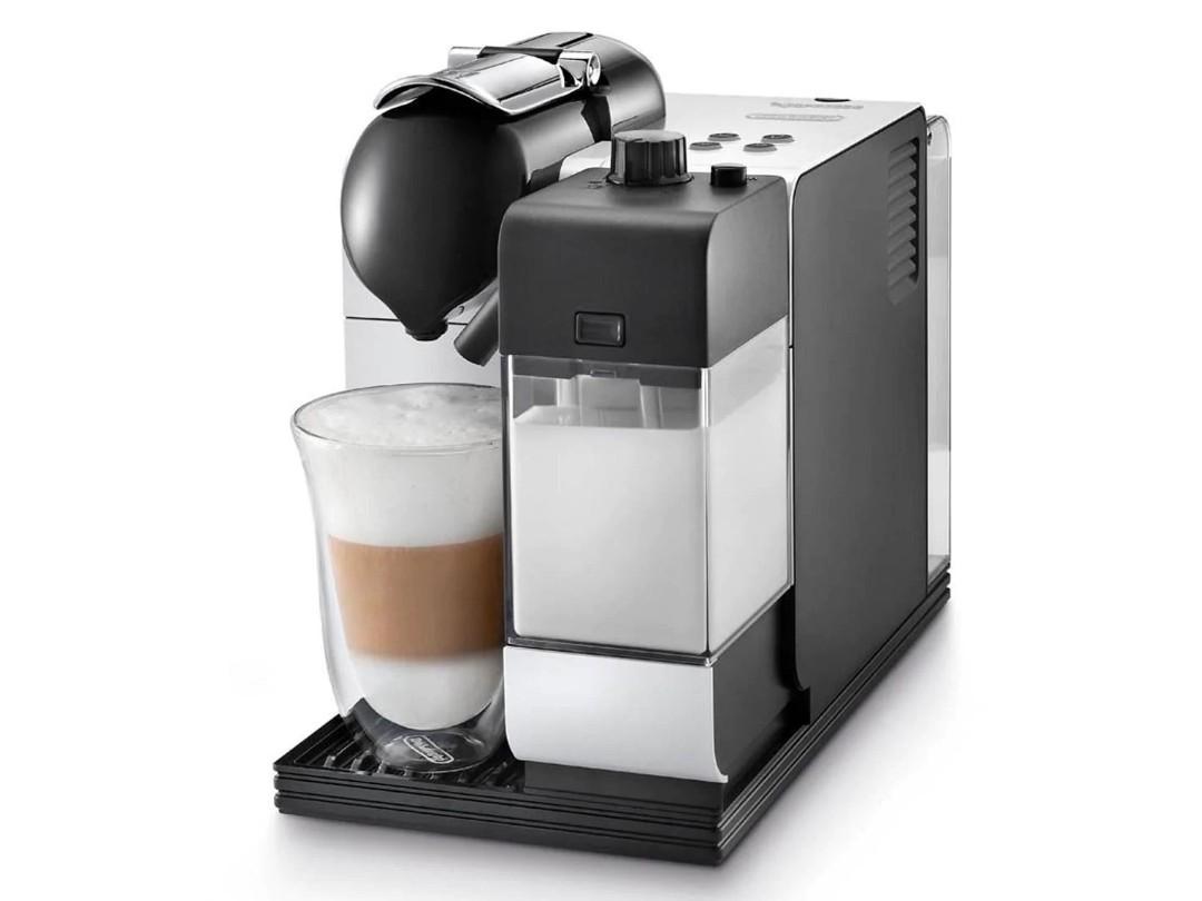 Nespresso Lattissima + plus F411 雀巢咖啡機 Coffee Machine 膠囊 capsules delonghi EN 520
