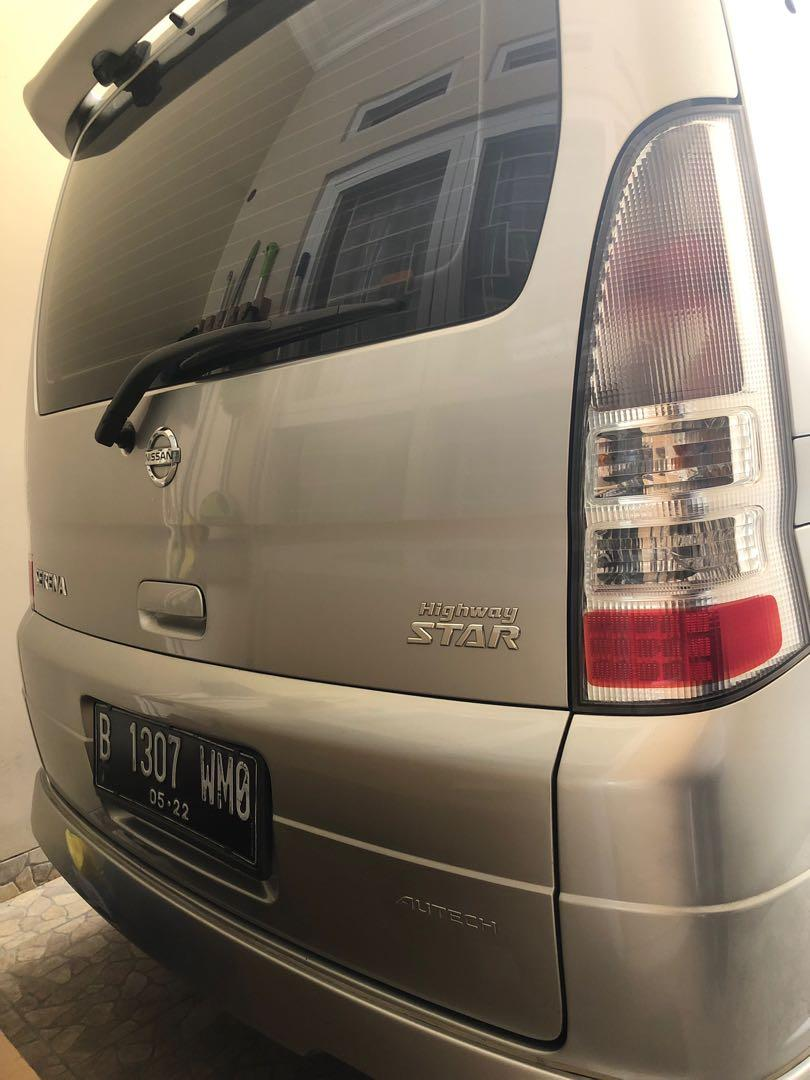 nissan serena HWS autech 2010 , low KM 6k , good condition , for info chat me