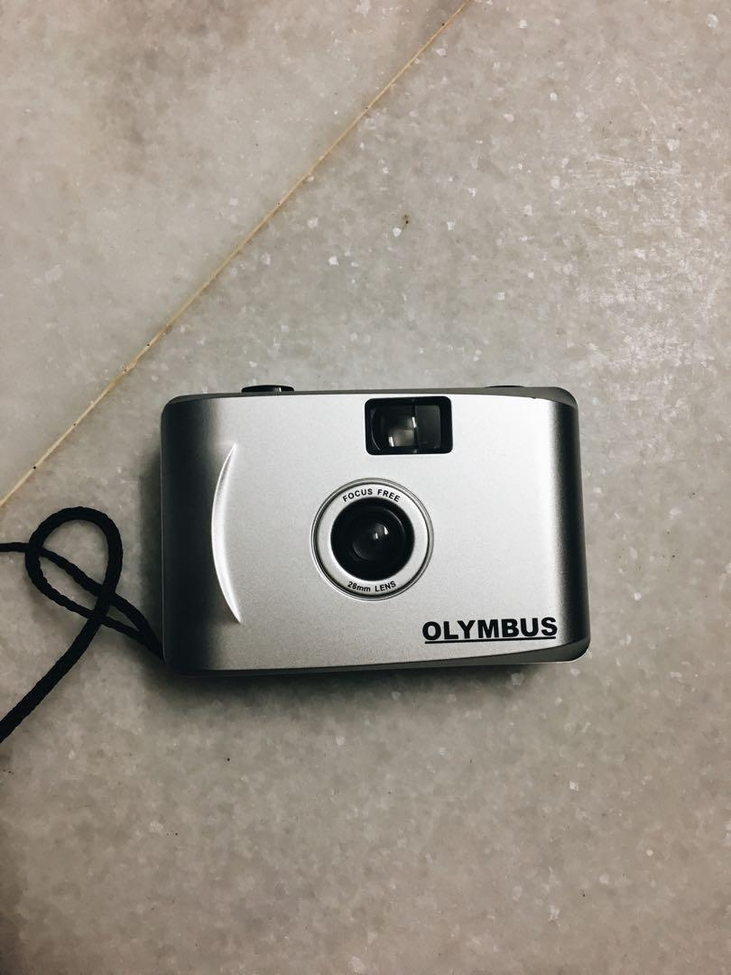Olymbus P&S film camera