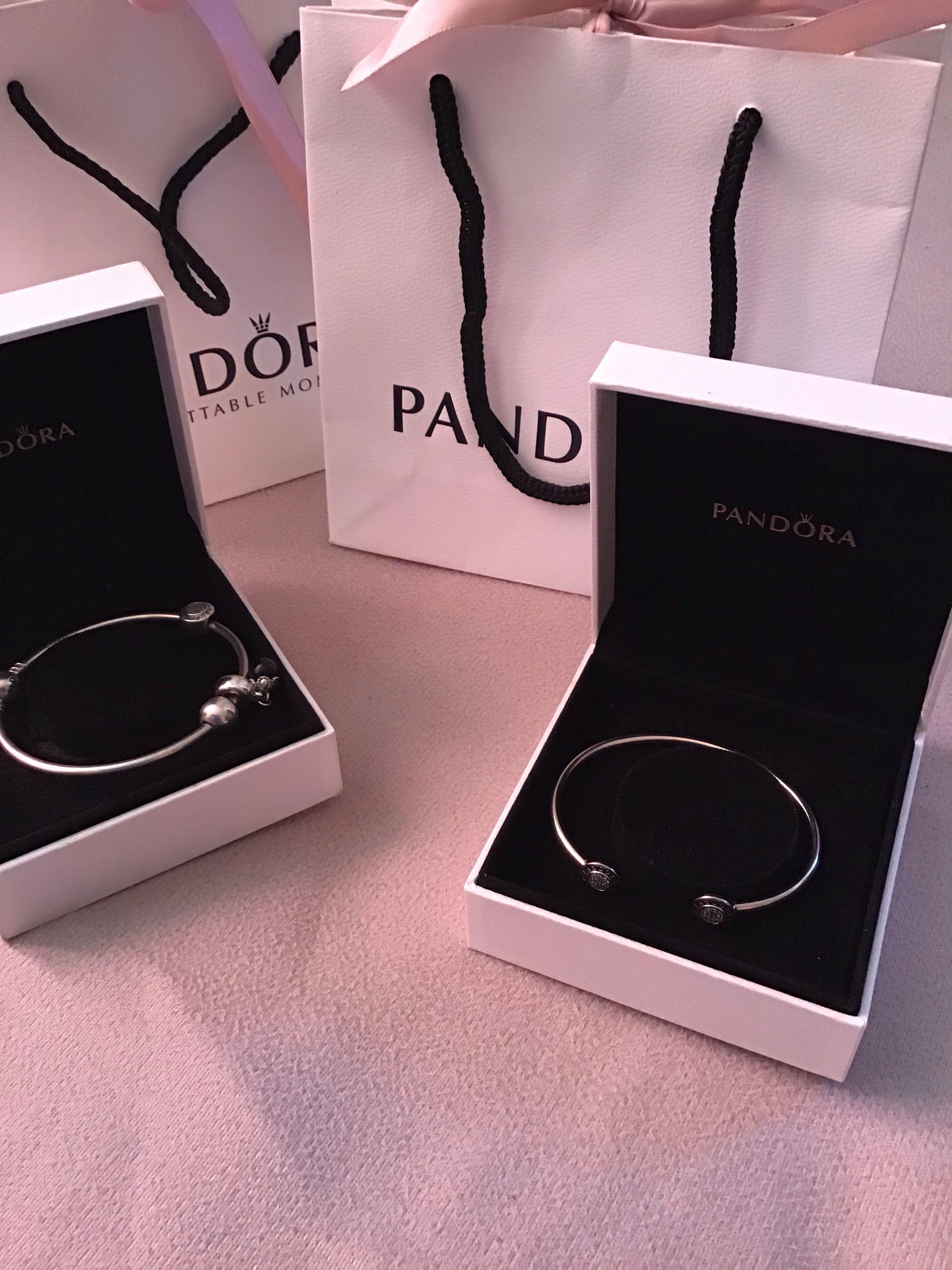 Pandora Bangles 19cm
