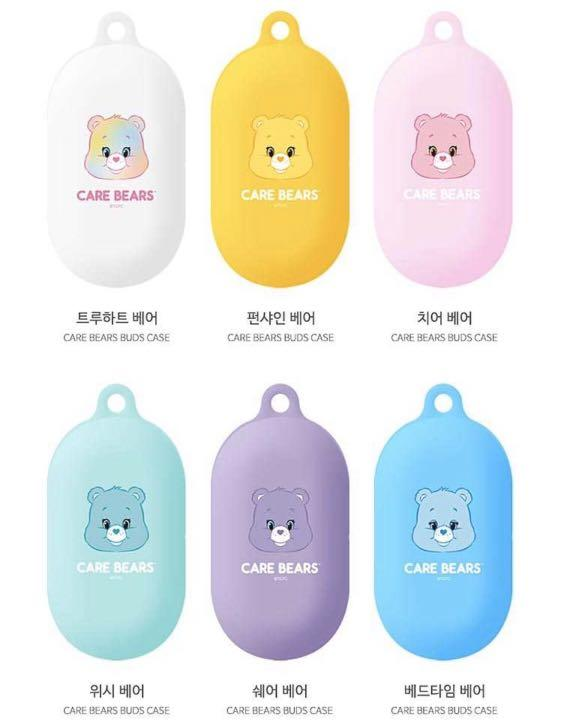 [PO] CRAYON SHINCHAN CARE BEARS TELETUBBIES GALAXY BUDS CASE