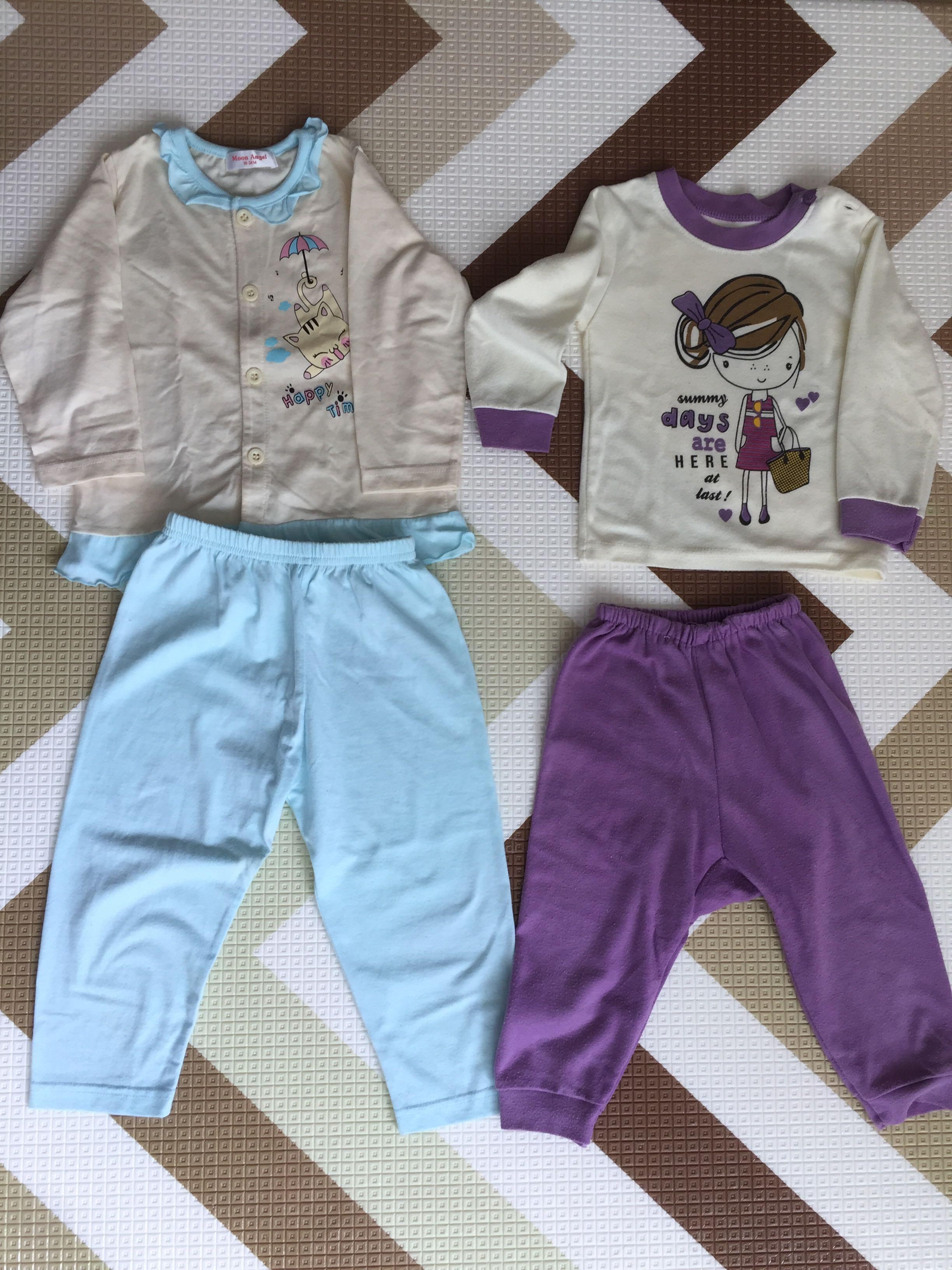 Pre-loved Baby Girl Clothes (18-24 months)