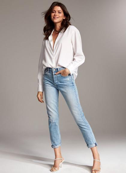 *PRICE DROP* Aritzia denim forum ex-boyfriend jeans