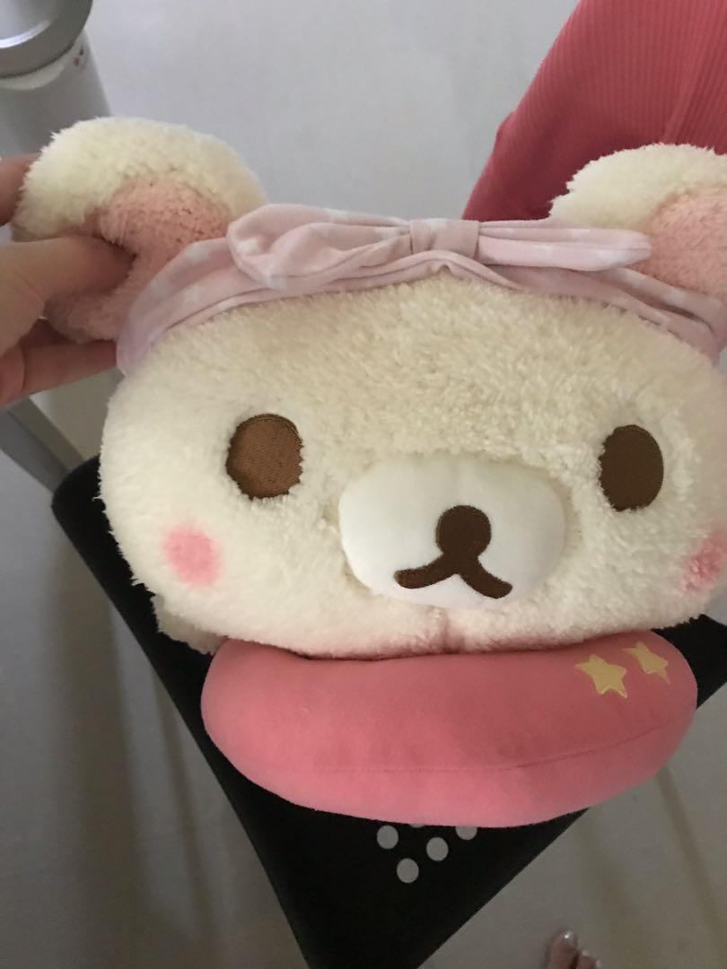 Rilakkuma Soft Toy from Timezone Crawl machine