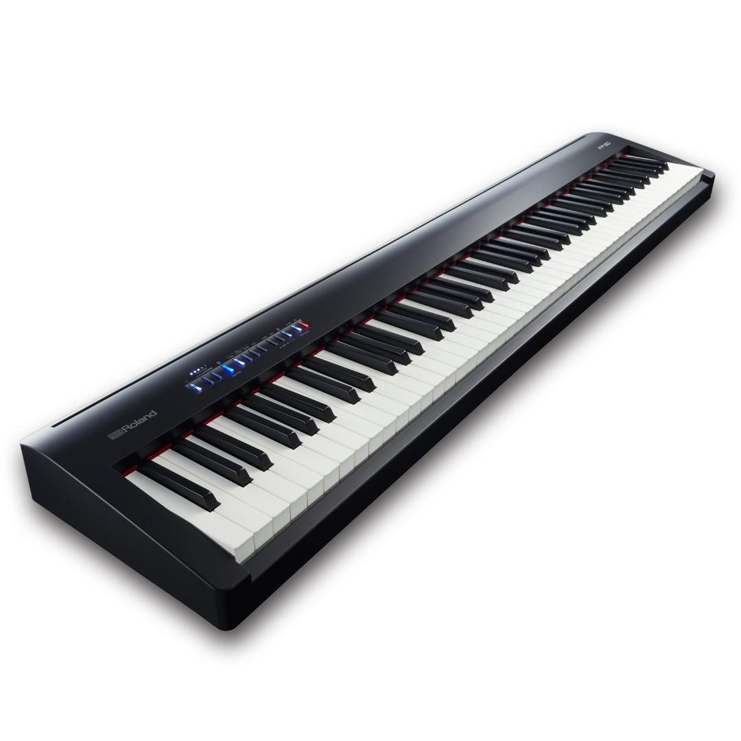 Roland FP30 全新 數碼鋼琴 查詢價錢請whatsapp 6397 6090