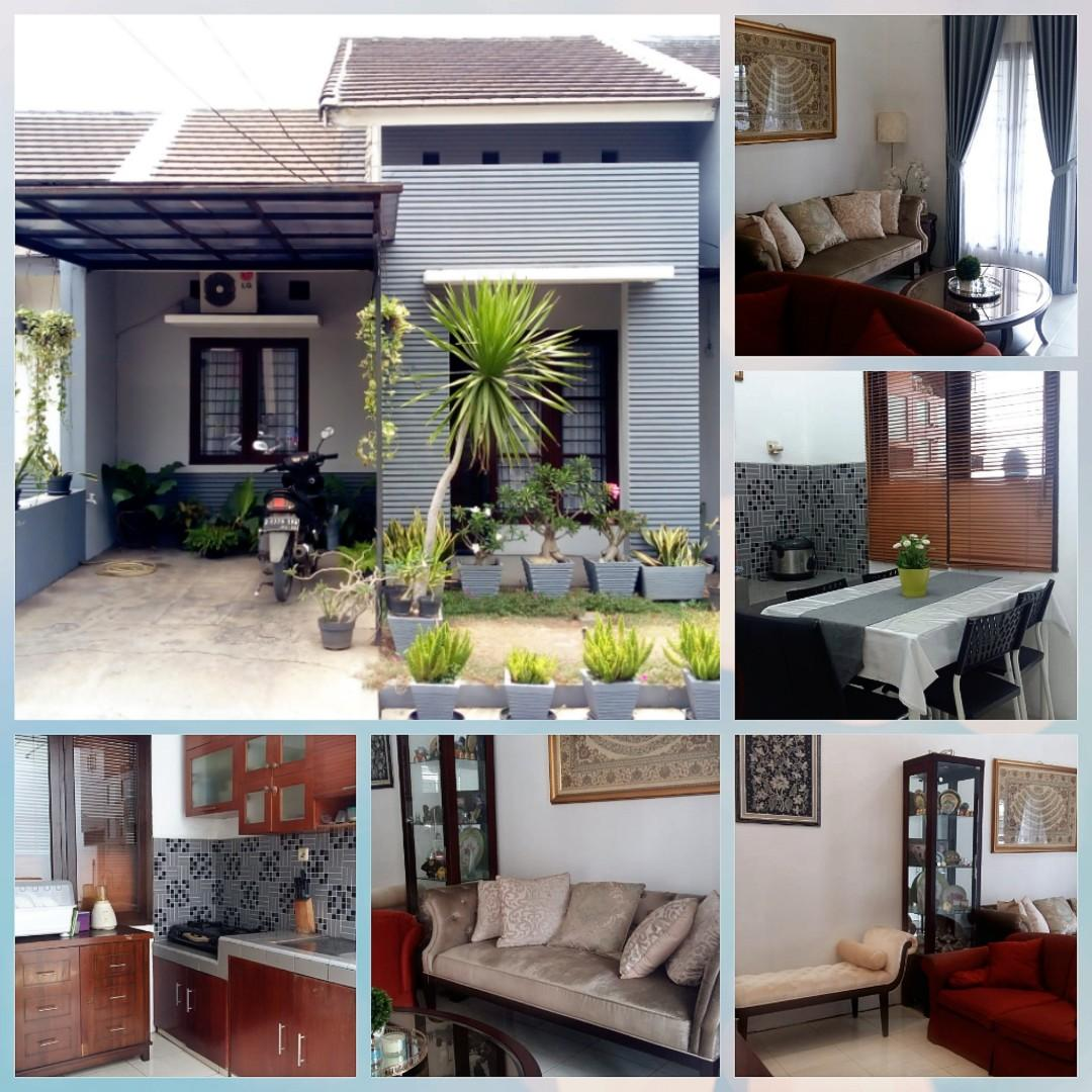 Rumah Daerah Bintaro Jalan Elang Ciputat