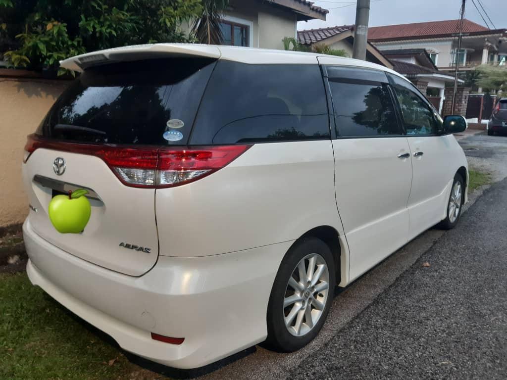 SEWA BELI>>Toyota Estima ACR50 2.4 7 Seaters 2011/2016