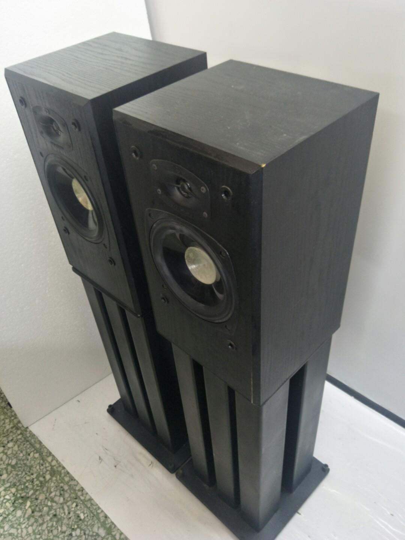 Sound Dynamics RTS-3B-1  2ways Bass Reflex Booksheld Speakers