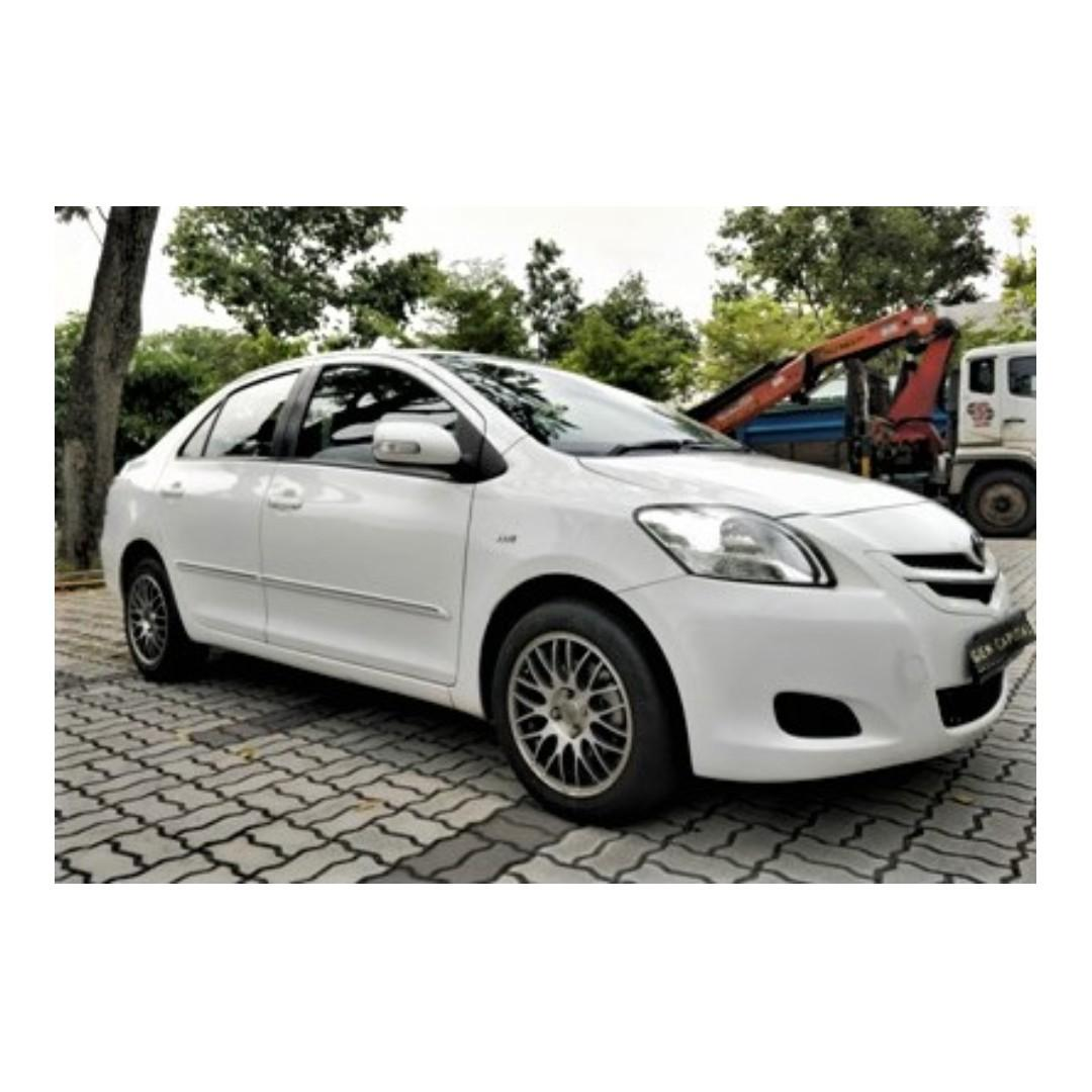 Toyota Vios - Many ranges of car to choose from, with very reliable rates! Anytime ! Any day! Your Decision!!