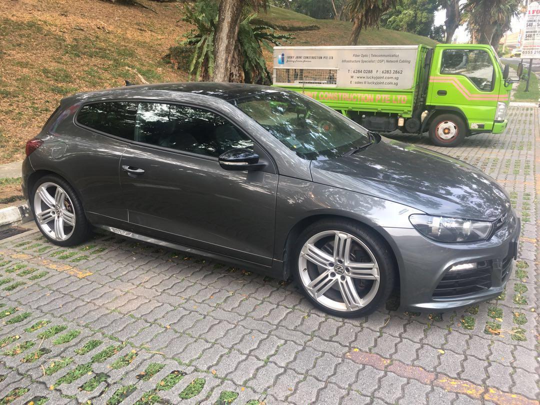 Volkswagen Scirocco R DSG (A)