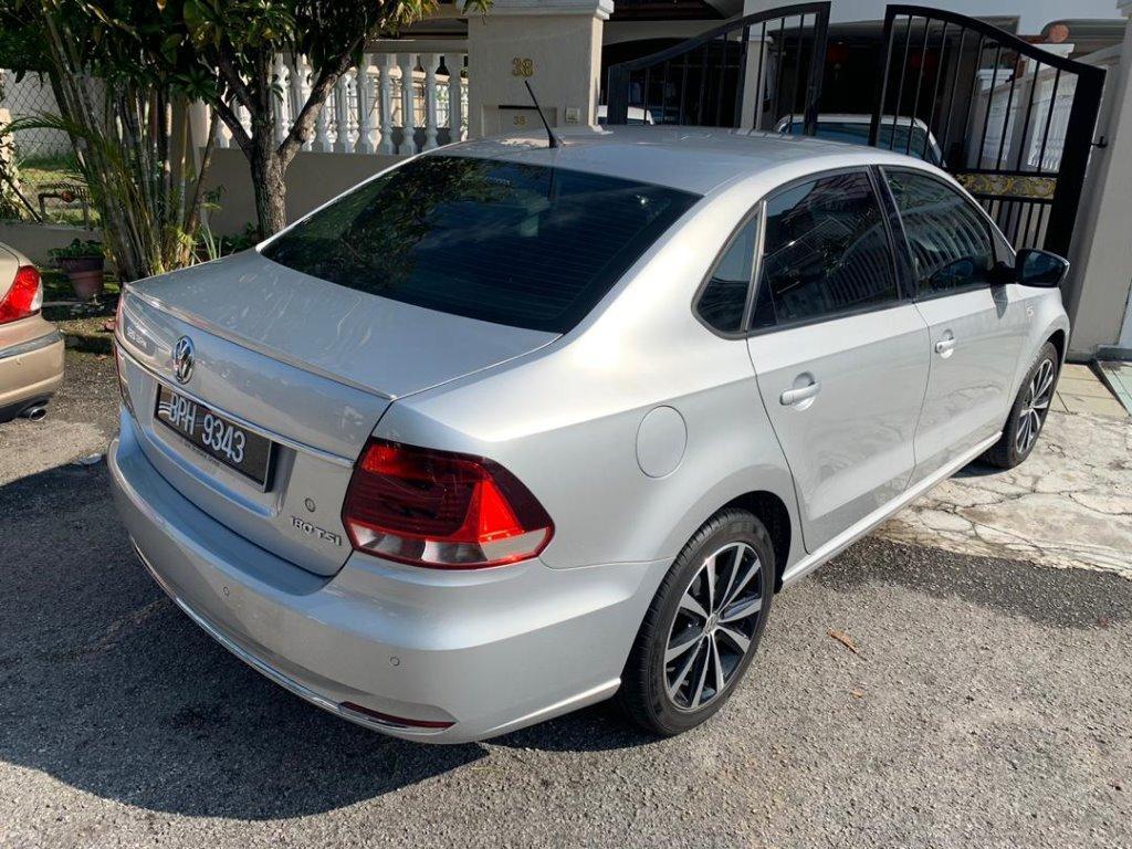 Volkswagen VENTO 1.2 TSI HIGHLINE(A) LIKENEW 1 OWNER