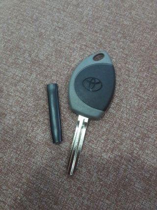 original Toyota Key spared