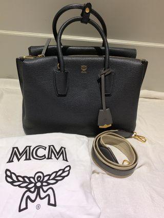 MCM Milla Tote Bag Medium - Authentic only