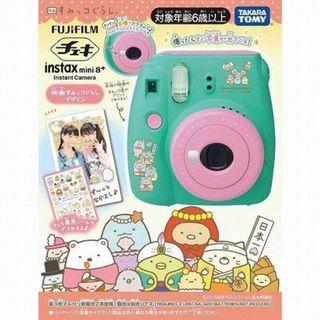【預購】日本 | 角落生物(758125):立得拍!相機組(尺寸:12.4×16.4×7.3cm/需自備電池)_免運。
