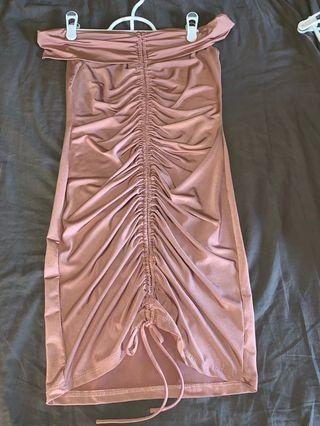 Fashion Nova Dress sz M
