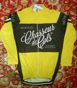 Morvelo replica cycling jersey