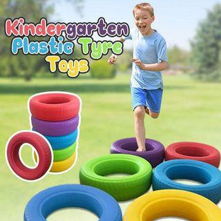 Plastic Toys Tyre Tayar