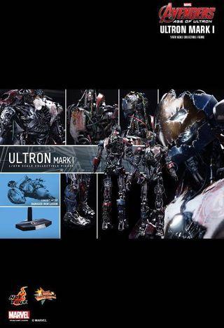 Hot toys AVENGERS: AGE OF ULTRON ULTRON MARK I