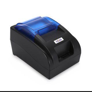 Ready Stock Hoin Hop H58 USB Thermal Printer