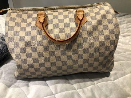 Authentic Speedy Louis Vuitton 35