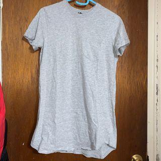 Forever 21 Bodycon Tshirt Dress