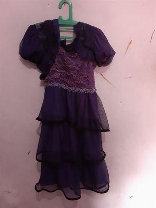 Purple Dress #mauovo