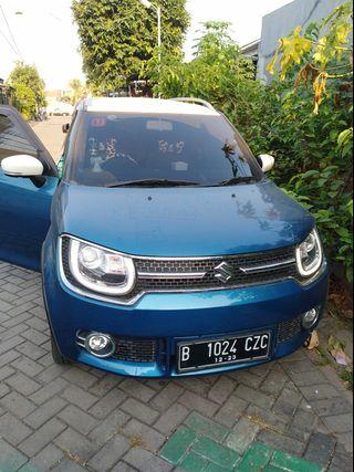 Over Credit Suzuki Ignis GX AGS