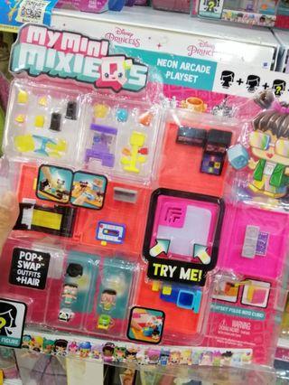 Mini Mixies Neon Arcade Playset