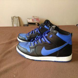 Nike SB Dunk High Varsity Black n Blue