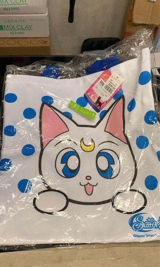 Sailor Moon戰士之阿提密斯布袋(可手挽/單肩掛)