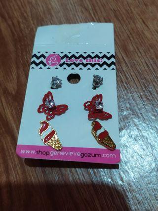Cute Trio Earrings