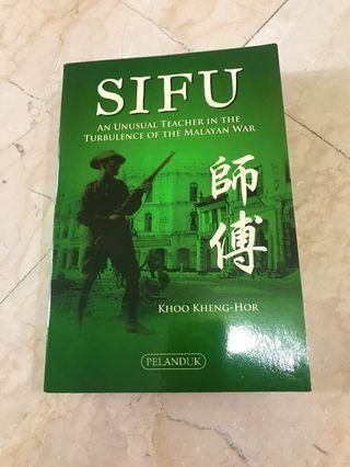 Sifu by Khoo Kheng-Hor