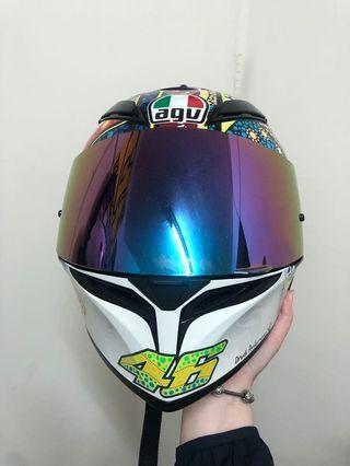 AGV K3 s號全罩式安全帽