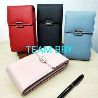 Hana ladies phone wallet purse