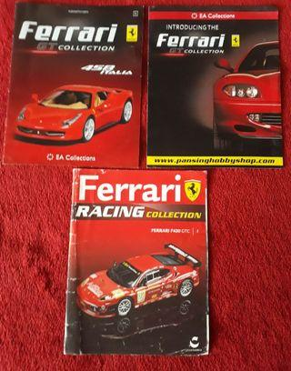 Ferari magazine dan Rallycar Subaru Impreza