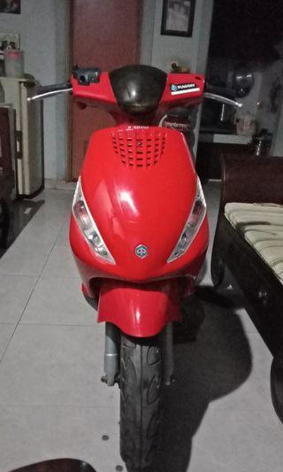 Piaggio Zip 100cc 2012