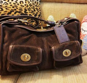 Coach Vintage Limited Edition Bag