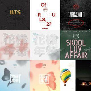 WTB BTS ALBUM