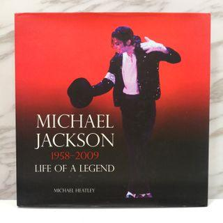 Michael Jackson: Life of a Legend 1958-2009 Hardcover