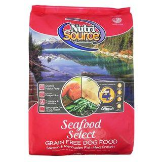 Nutri Source Seafood Select Salmon  (2.26Kg)