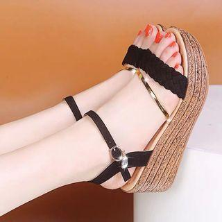 [$40 For 2 Pairs!] BN Nice Platform Shoes