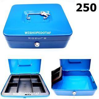cash box brangkas 250 New murah