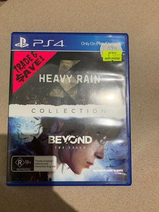 Heavy rains and beyond