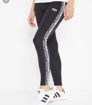 💯Original Adidas Tape Legging Size UK12
