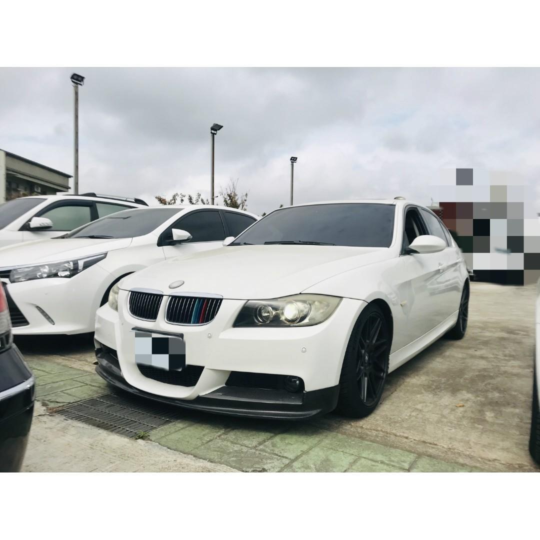 2005 BMW 323i  還在找漂亮的E90嗎? 那你絕對不能錯過這一台❗