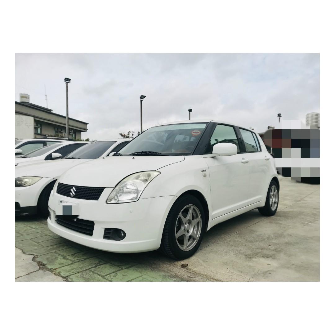 2006 Suzuki Swift 1.5 簡簡單單好滋味💗  新手上路首選🤗