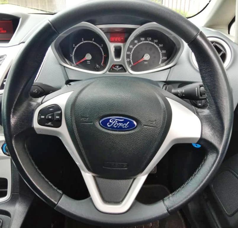 2011 Ford Fiesta 1.6 (A) DEP 3990 Loan Kedai Kereta