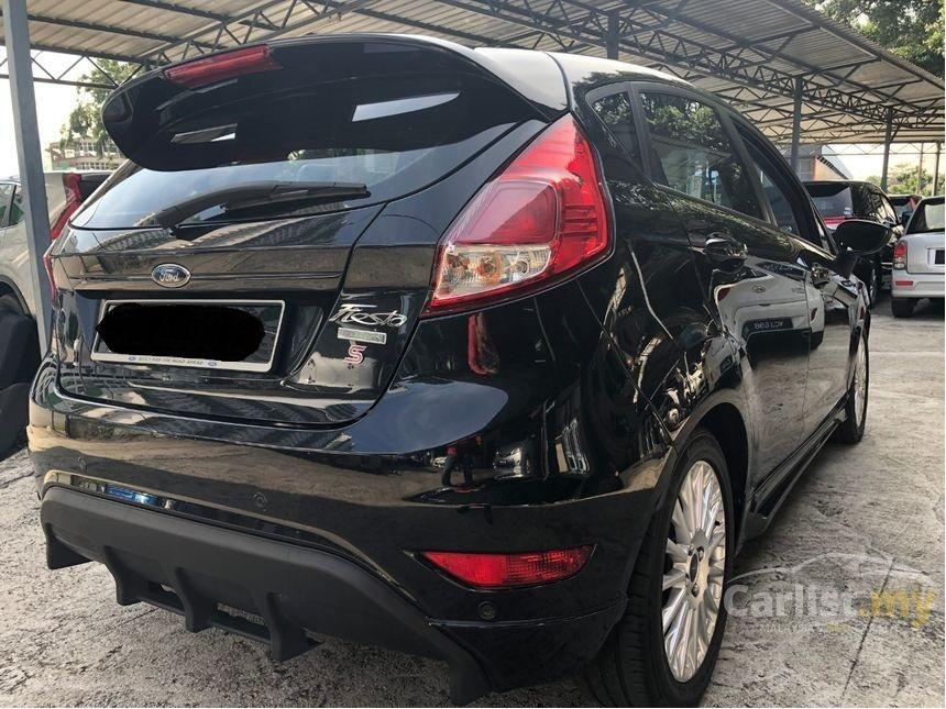 2014 Ford Fiesta 1.0 Ecoboost S (A) Reg Feb 2015 One Owner Full Service record.      http://wasap.my/601110315793/fiesta2015.2014