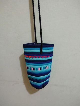 泰國製可斜揹飲料袋